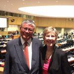 Jean UN & Peruvian leader