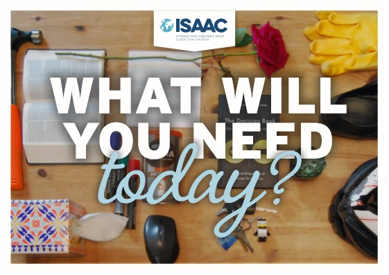 What will you need today?