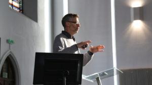 Dr.Steve Smith: Battle for the mind, 2018 Conference